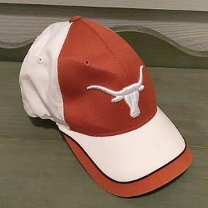 UT Long Horn Burn Orange baseball hat heisman
